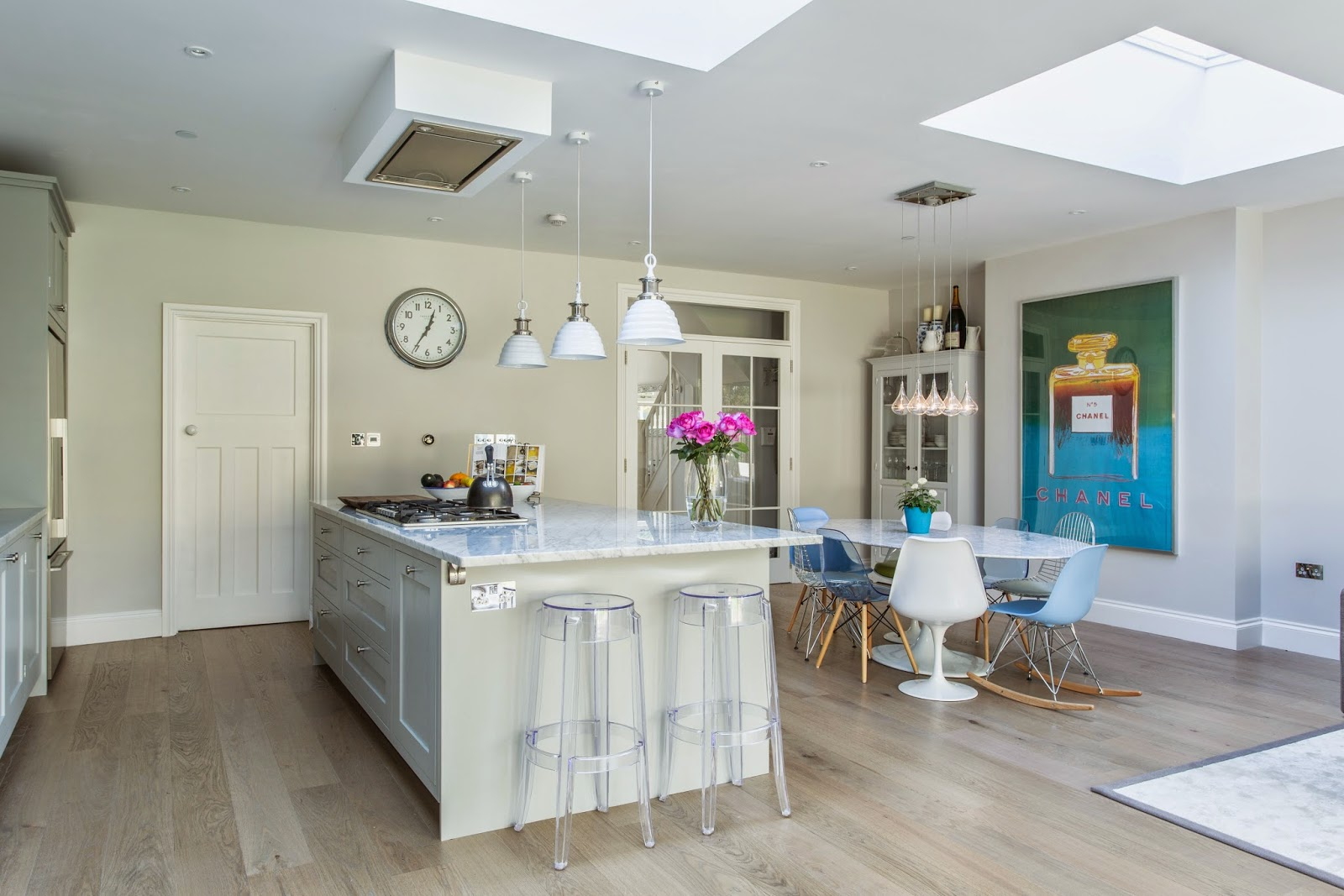 Marvelous Kitchen Design, South West London Home Part 16