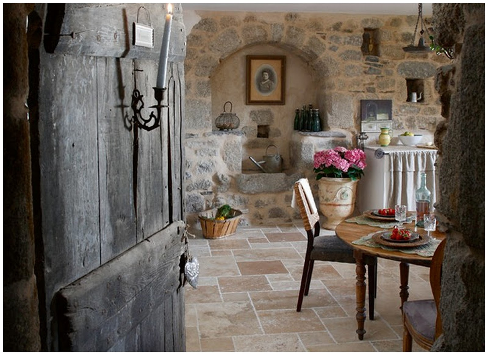 Interiors Inspiration Dreaming Of A French Farmhouse Laura